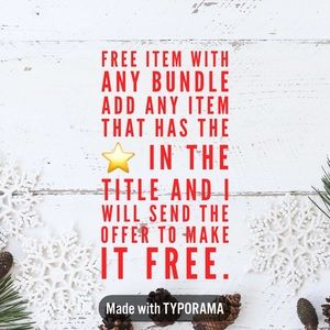 Other - ⭐️Free Holiday Women's Socks w/Bundle Purchase